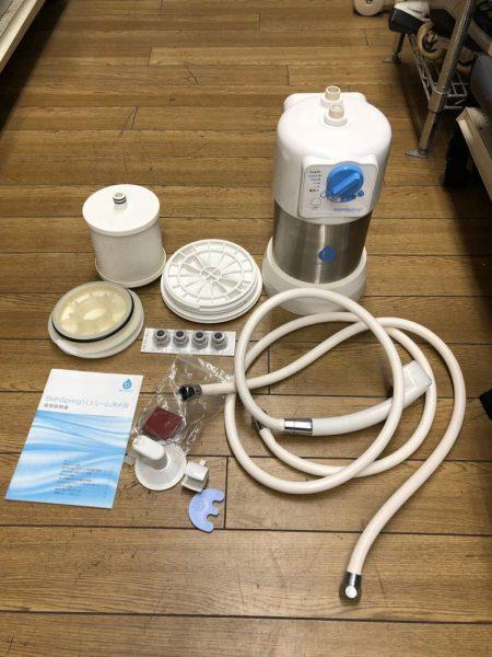 アムウェイ amway バスルーム浄水器 bath spring 2 450x600