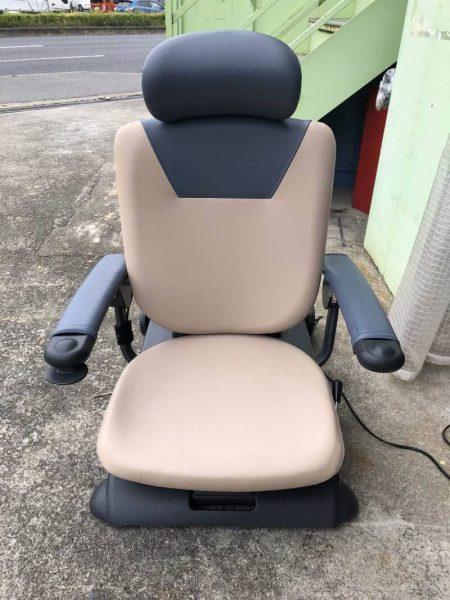イトーキ 電動昇降座椅子 アシストチェア らくっと-1 RC01