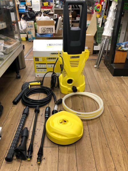 ケルヒャー karcher 高圧洗浄機 K2 美品 450x600