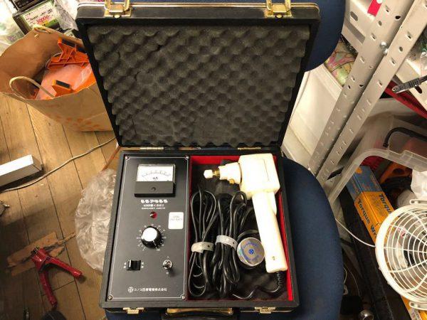 コノコ医療機器 ヒアツシン マッサージ機 AC500型 くろばこ 600x450