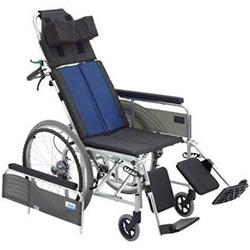 ティルトリクライニング車椅子画像5