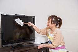 テレビ故障画像2