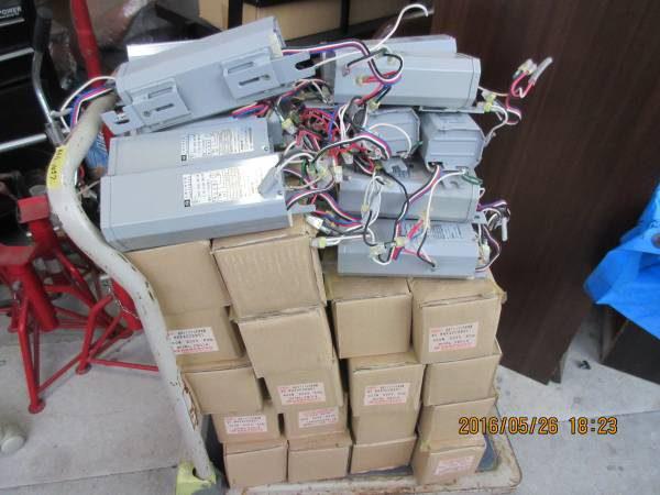 岩崎電気 水銀灯安定器 H4CC2B352 動作未 600x450