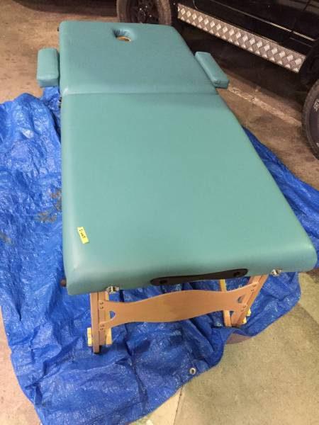 整体ベット 施術台 整体マッサージ美容ベッド折り畳み 2 450x600