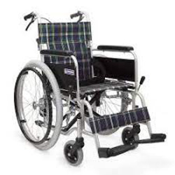 自走介助兼用車椅子画像1