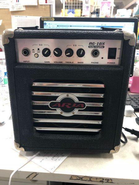 荒井貿易 ギターアンプ AG 10X 450x600