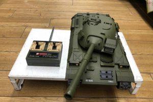 ラジコン 京商 egg 陸上自衛隊 74式戦車 95-1846