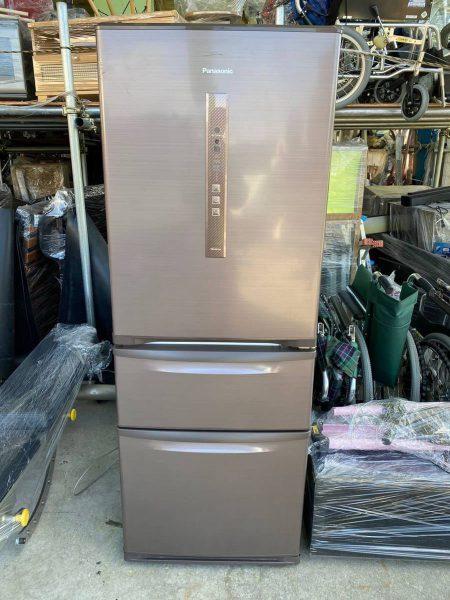 Panasonic パナソニック 冷凍冷蔵庫 315L NR-C32EM-T 2016年製