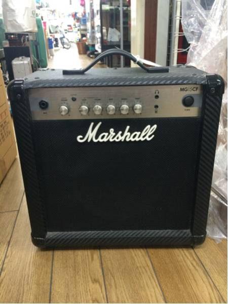 Marchall マーシャル ギターアンプ MG15CFX