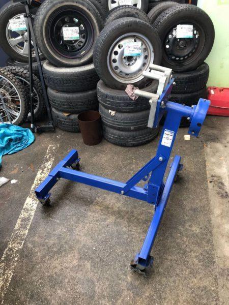 Blue-point ブルーポイント エンジンスタンド SNX400GES