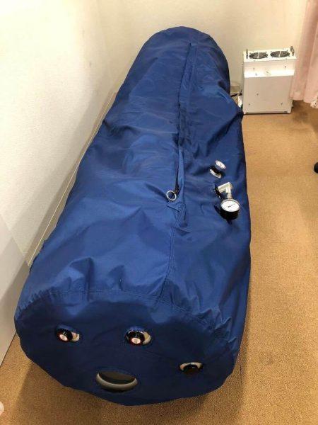 ハリーテクノ 酸素カプセル ADJUST O2 フレーム