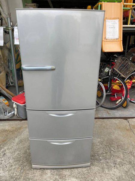 AQUA 3ドア冷凍冷蔵庫 冷蔵庫 272L AQR 271D(S)2014年製 450x600