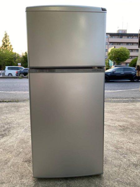 Aqua アクア 2ドア 冷凍冷蔵庫 109L AQR 111D 2015年製 450x600