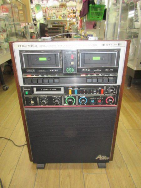 COLOMBIA コロンビア カラオケ機器 GP K220 動作済 サビ 音楽 450x600