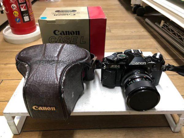 Canon フィルムカメラ CASE L 35 70mm AE 1 600x450