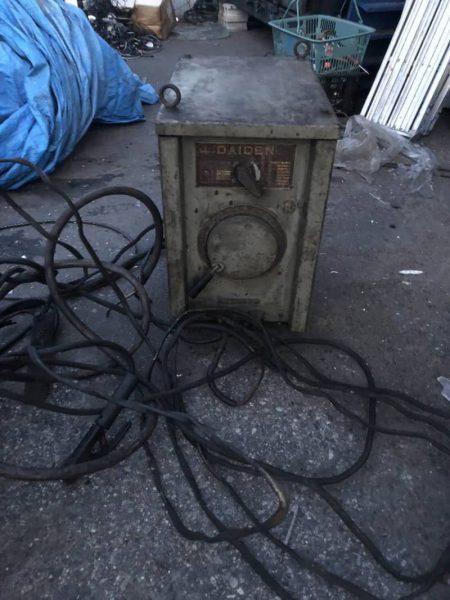 DAIDEN ダイデン 交流アーク溶接機 200V 450x600