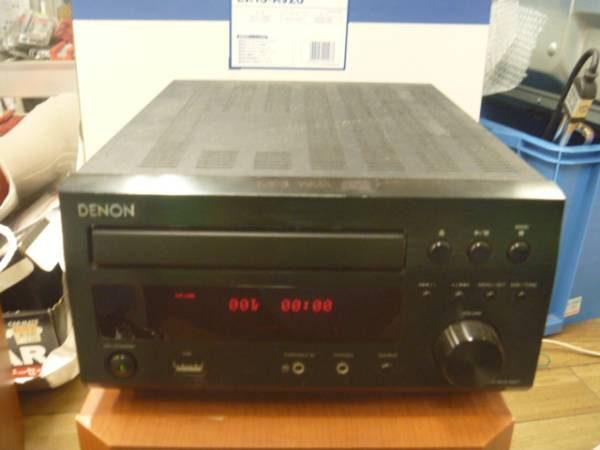 DENON CDレシーバー RCD M37 iPod USB対応 高音質 600x450