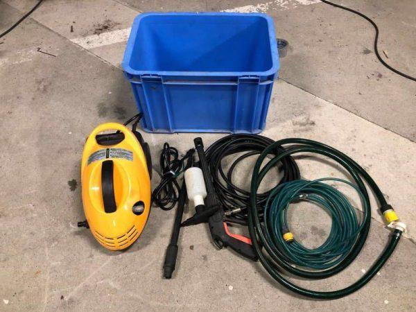 EARTHMAN 高圧洗浄機 WM 100 600x450