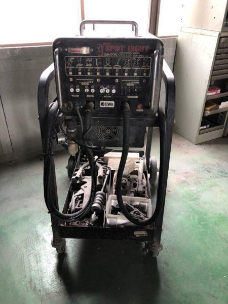 EIWA 栄和 スポット溶接機 SPOT EIGHT TNK-950D3 200V ハンディスポット