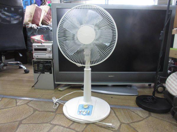 G4563 YUASA ユアサ 扇風機 YT33E8W 家電製品 2011年製 擦り傷 使用感 600x450