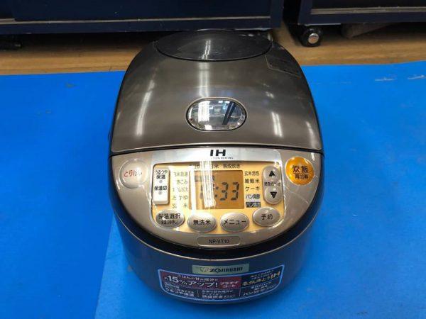 GW6097 ZOJIRUSHI 象印 IH炊飯ジャー NP VT10 600x450