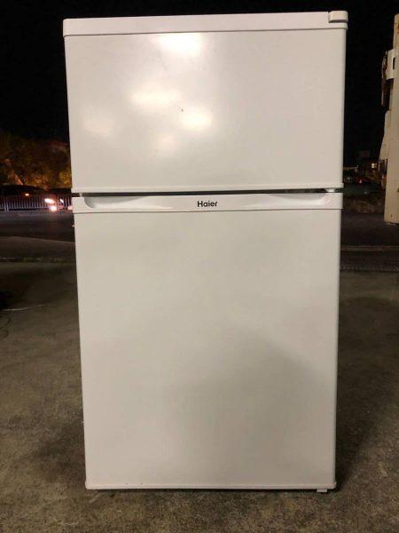 Haier ハイアール 2ドア 冷凍冷蔵庫 91L JR N91J 2015年製 450x600