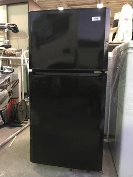 Haier 冷凍冷蔵庫 BK JR N106H 2015年 106L 取説  450x600