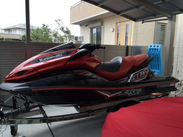 新艇 2016 モデル カワサキ ウルトラ ultra 310X ジェットスキー