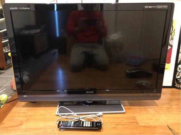 SHARP アクオス 40型液晶テレビ 3D LC40LV