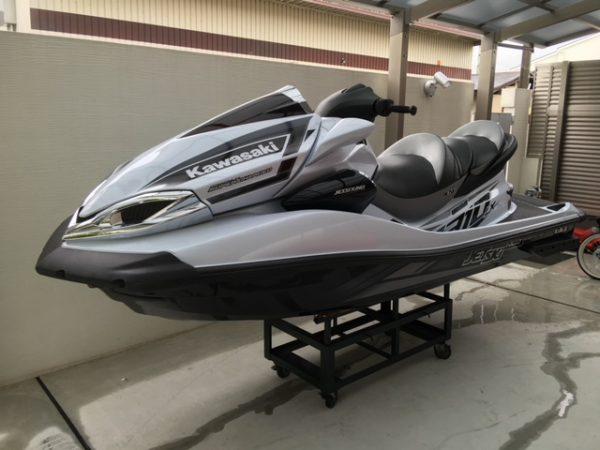 2016モデル カワサキ ウルトラ 310LX 新艇 ジェットスキー