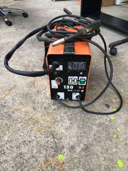 JUBA ノンガス半自動溶接機 アーク溶接機 IEC 60974-1