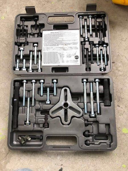 MACTOOLS マックツール ボルトグリップセット プーリー特殊工具 STP600