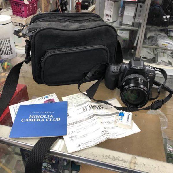 MINOLTA ミノルタ フィルムカメラ α303si 一眼レフカメラ 600x600