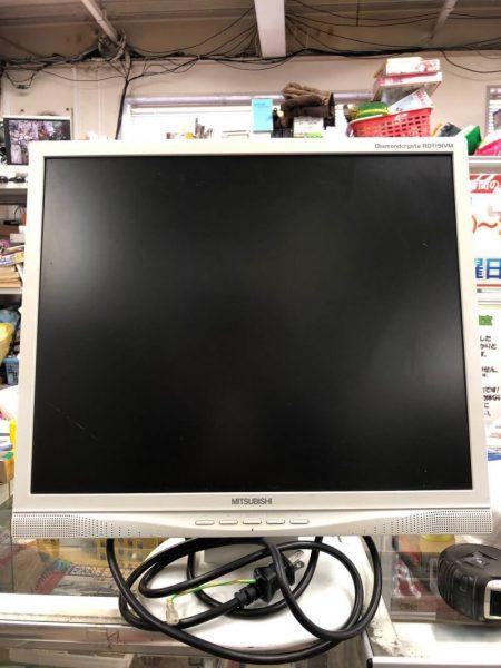 MITSUBISHI 三菱 19インチ液晶ディスプレイ RDT191VM 450x600