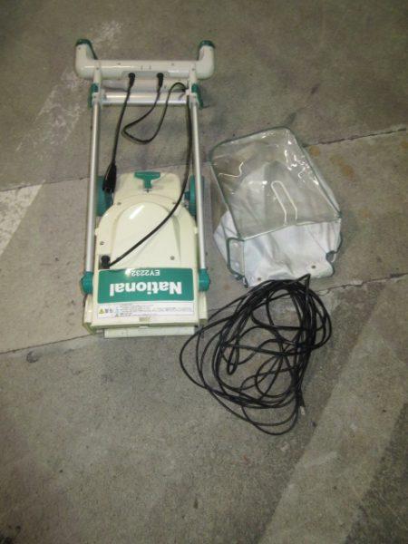 National ナショナル 電動芝刈機 庭園芝刈機 EY2232 450x600
