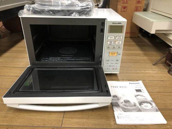 Panasonic パナソニック スチームオーブンレンジ エレック NE C235 W 600x450