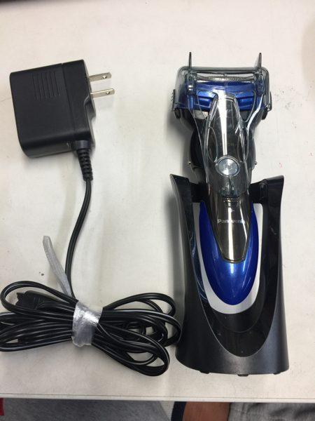 Panasonic パナソニック 充電式髭剃り ES ST37 美品 450x600