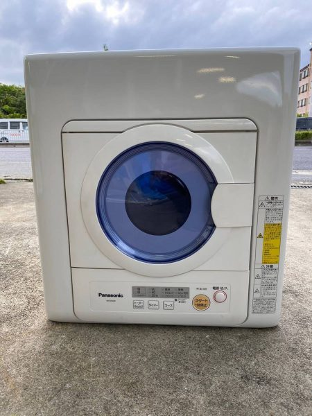 Panasonic パナソニック 除湿形衣類乾燥機 NH D502P 450x600