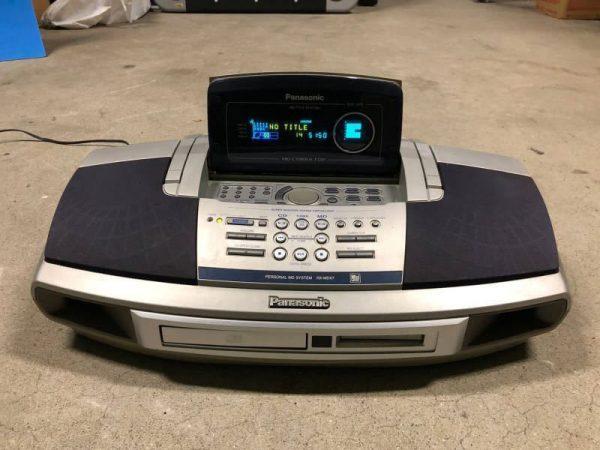 Panasonic パナソニック CDMDラジカセ RX MDX7 600x450