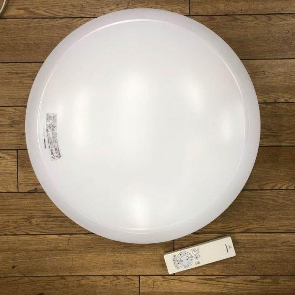 Panasonic LEDシーリングライト リモコン付き HH LC463A 600x600