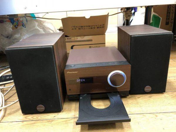 Pioneer パイオニア CDミニコンポ X CM32BT T 600x450