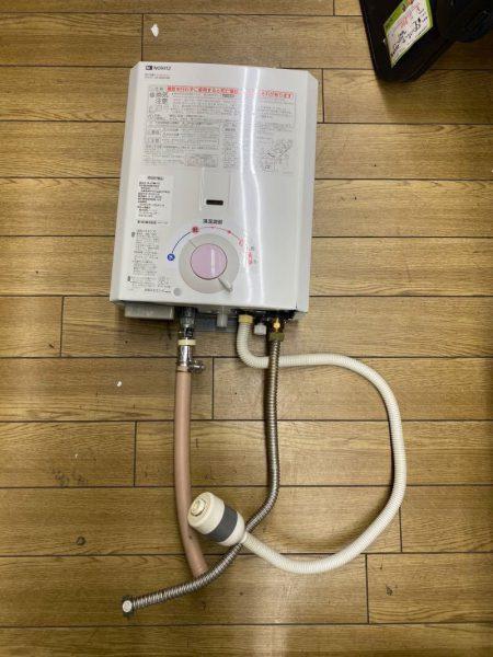 Rinnai リンナイ 瞬間湯沸かし器 都市ガス 2012年製 450x600