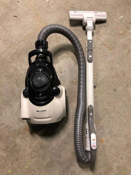 SHARP シャープ サイクロン掃除機 EC CT12 C 2014年製 450x600