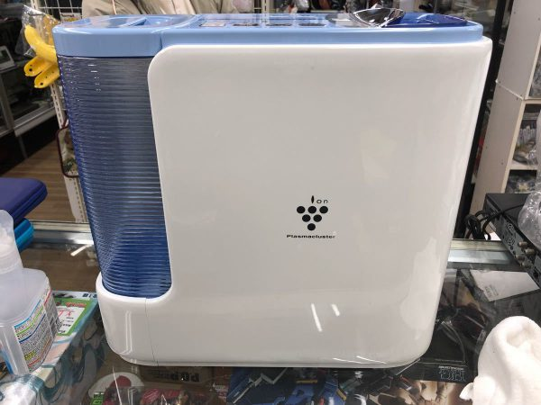 SHARP シャープ 加熱気化式加湿器 HV W50CX A 600x450