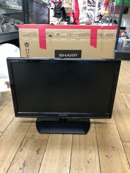SHARP シャープ 19型液晶テレビ LC 19K90 2013年 450x600