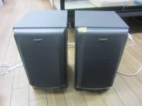 SONY 3Wayスピーカー 100W ソニーSS MD7 左右セット 600x450