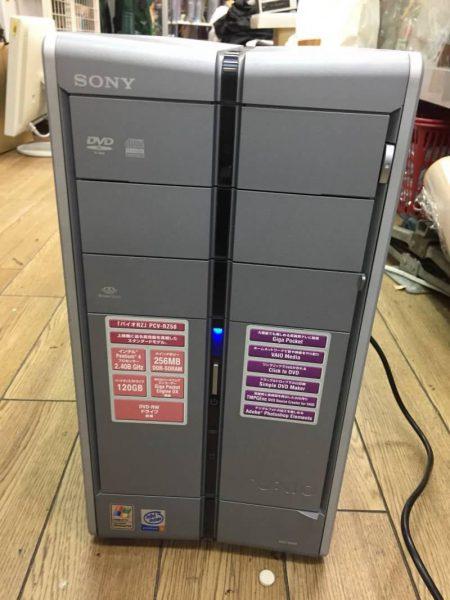 SONY PCV RZ50 デスクトップ 1 450x600