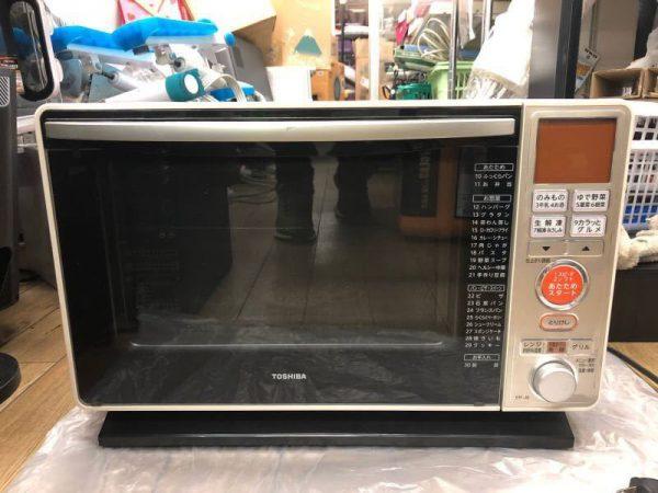 TOSHIBA 東芝 オーブンレンジ ER J6 石窯オーブン 2010年製 600x450
