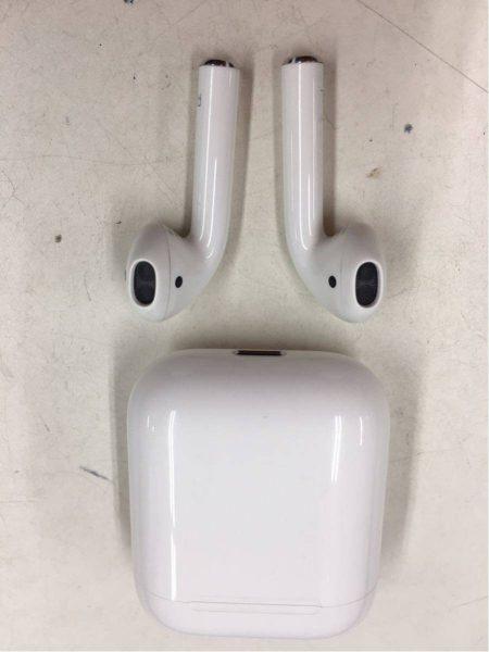 apple Air Pods エアーポッズ A1722 Bluetooth ワイヤレスイヤホン 450x600