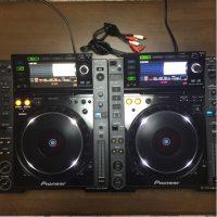 pioneer CDJ-2000  DJ DJM